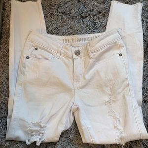Cotton on The Ripped Skinny 7/8 Jeans